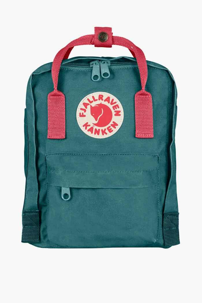 Fjällräven Kanken Mini 7 L sac à dos Couleur Vert 1
