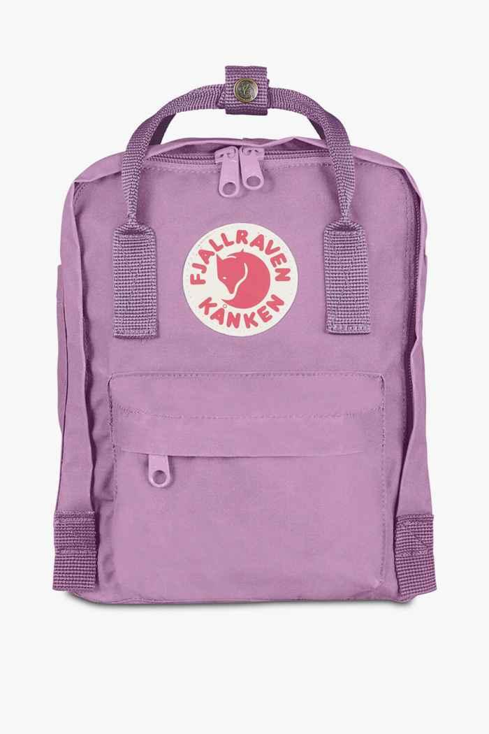 Fjällräven Kanken Mini 7 L sac à dos Couleur Violett 1
