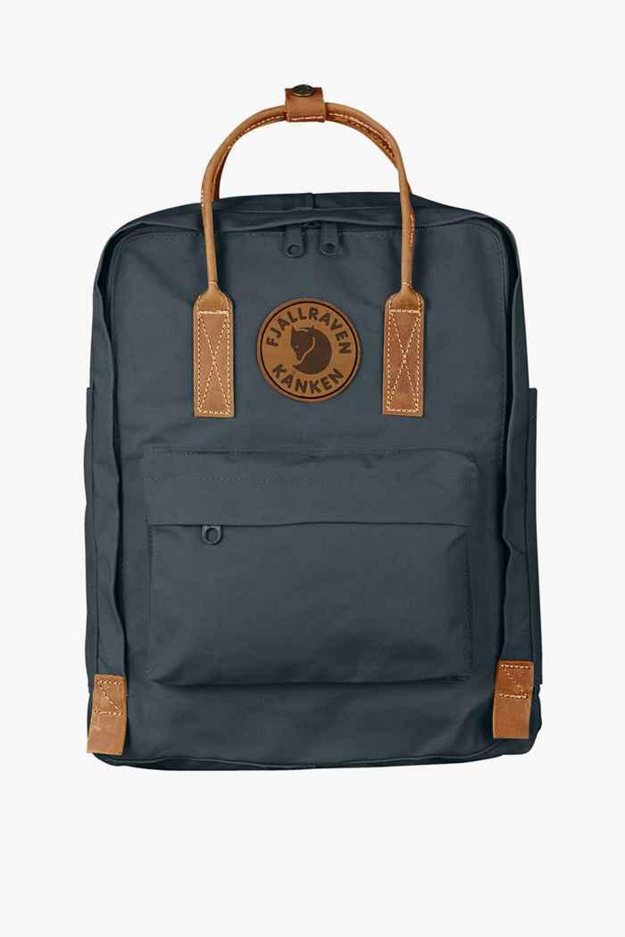 Fjällräven Kanken No.2 16 L sac à dos Couleur Gris 1