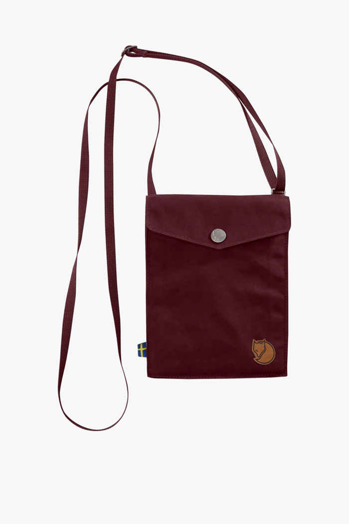 Fjällräven Pocket bag Colore Marrone 1
