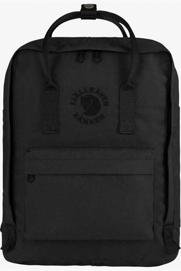 Fjällräven Re-Kanken 16 L sac à dos Couleur Noir 1