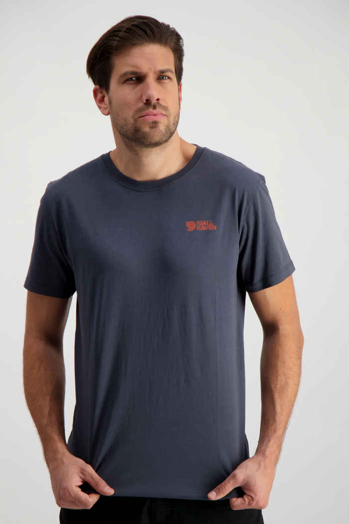 Fjällräven Torneträsk t-shirt uomo 1