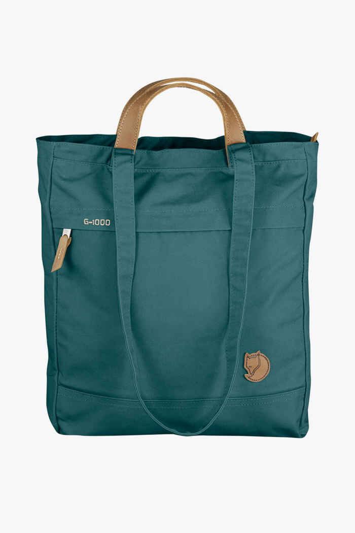 Fjällräven Totepack No.1 10 L bag Couleur Bleu pétrole 1