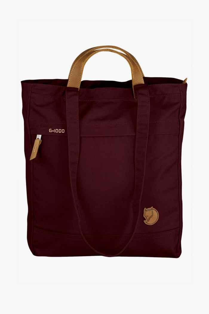 Fjällräven Totepack No.1 14 L bag Couleur Bordeaux 1