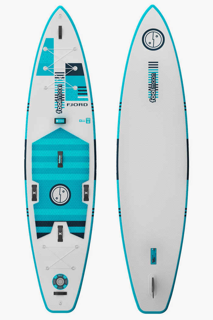 foolmoon Fjord 12.0 Stand Up Paddle (SUP) 2021 2