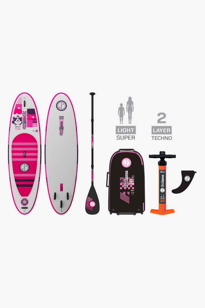 foolmoon Good Karma 10.0 stand up paddle (SUP) 2021 1