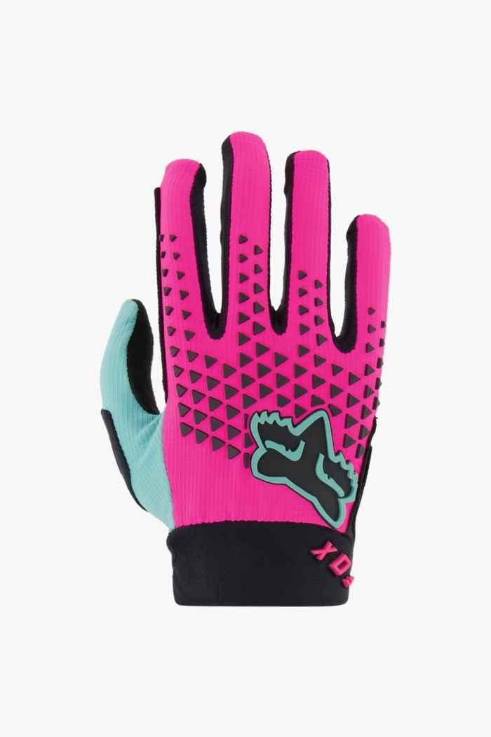 Fox Defend gant de vélo femmes Couleur Rose vif 1