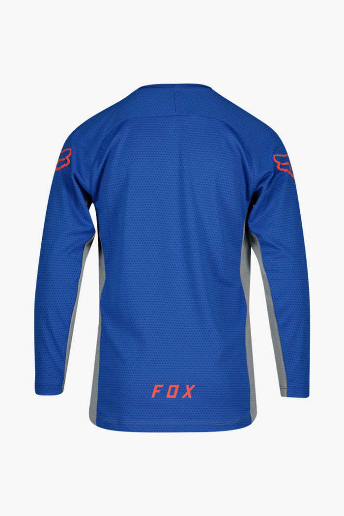 Fox Defend LS maglia da bike bambini 2
