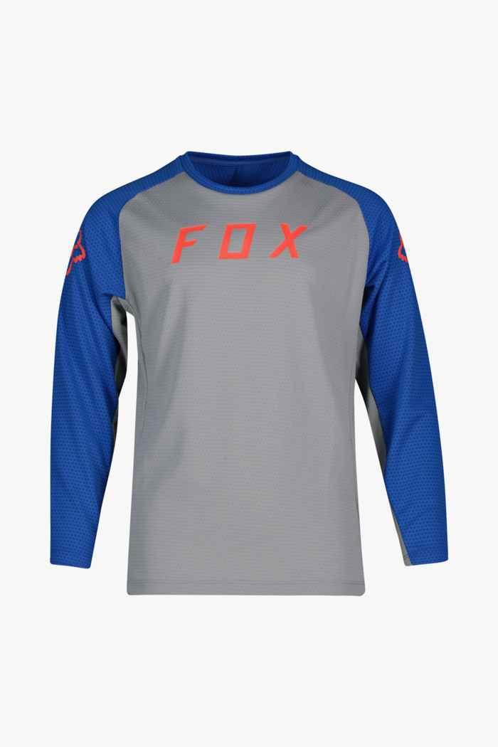 Fox Defend LS maillot de bike enfants 1