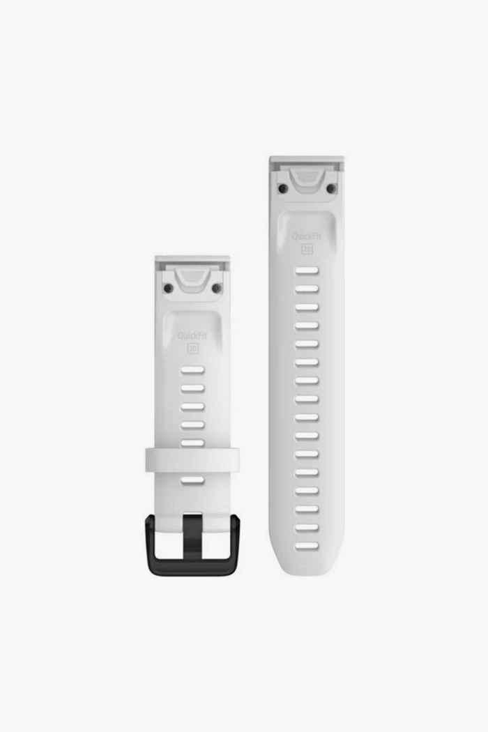 Garmin 20 mm QuickFit cinturino per orologio Colore Bianco 2