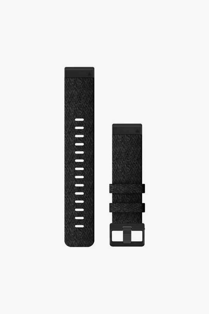 Garmin 22 mm QuickFit bracelet de montre Couleur Noir 1
