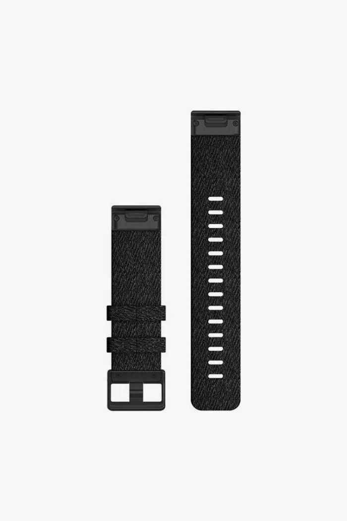 Garmin 22 mm QuickFit bracelet de montre Couleur Noir 2