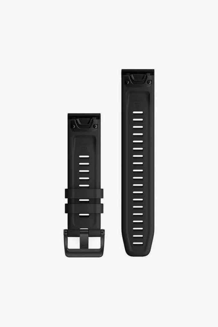 Garmin 22 mm QuickFit cinturino per orologio Colore Nero 2