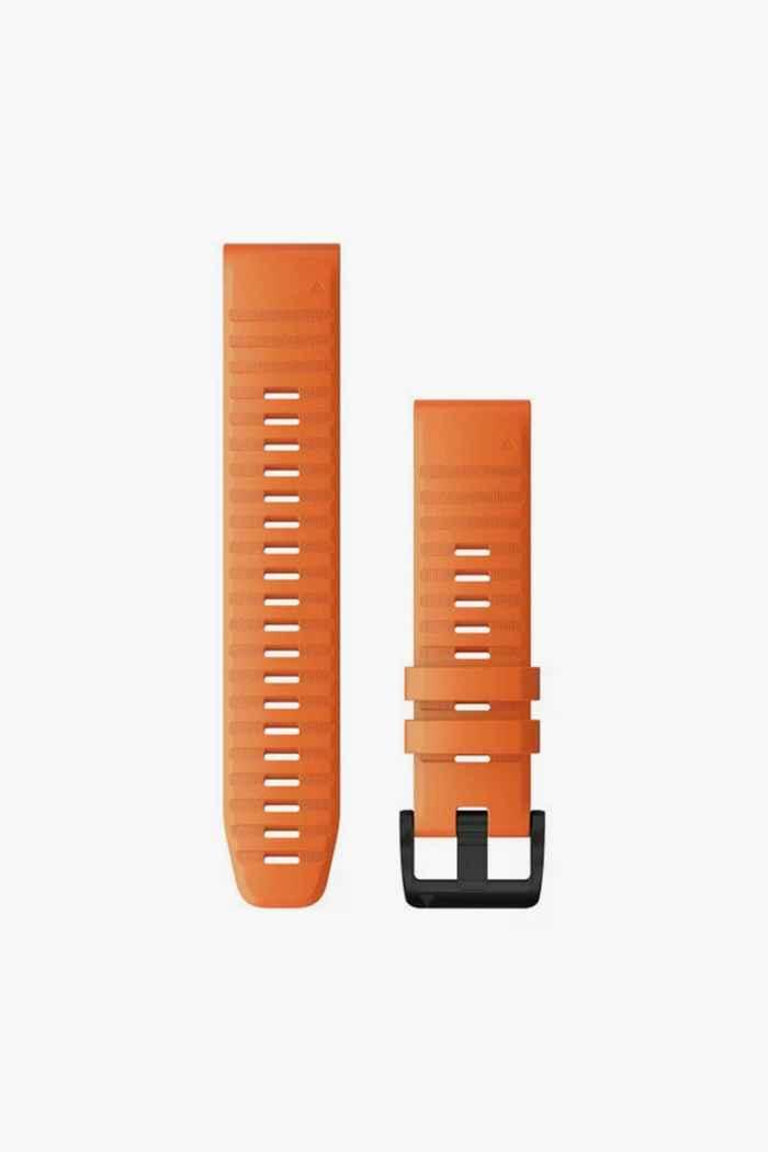 Garmin 22 mm QuickFit Uhrenarmband Farbe Orange 1
