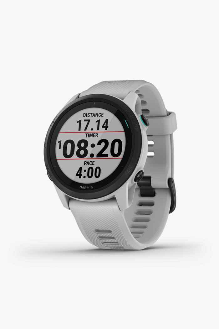 Garmin Forerunner 745 montre de sport Couleur Blanc 1