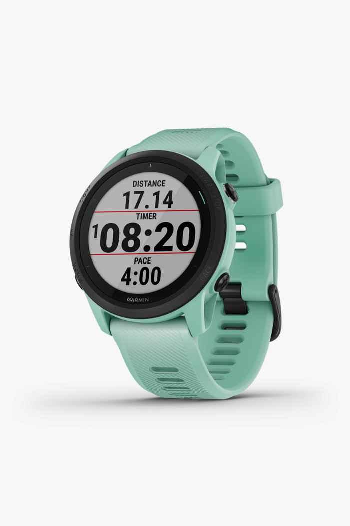 Garmin Forerunner 745 montre de sport Couleur Menthe 1