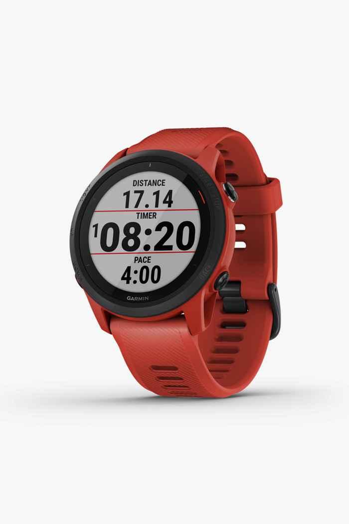 Garmin Forerunner 745 montre de sport Couleur Rouge 1