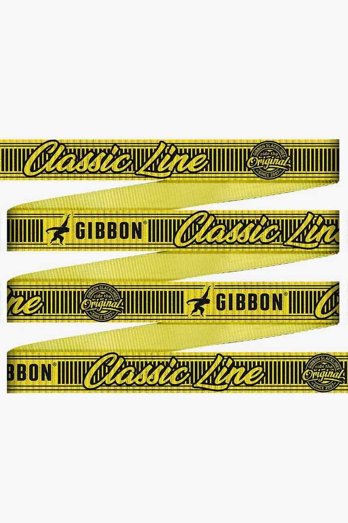Gibbon Classicline XL slackline + protection pour arbre 2