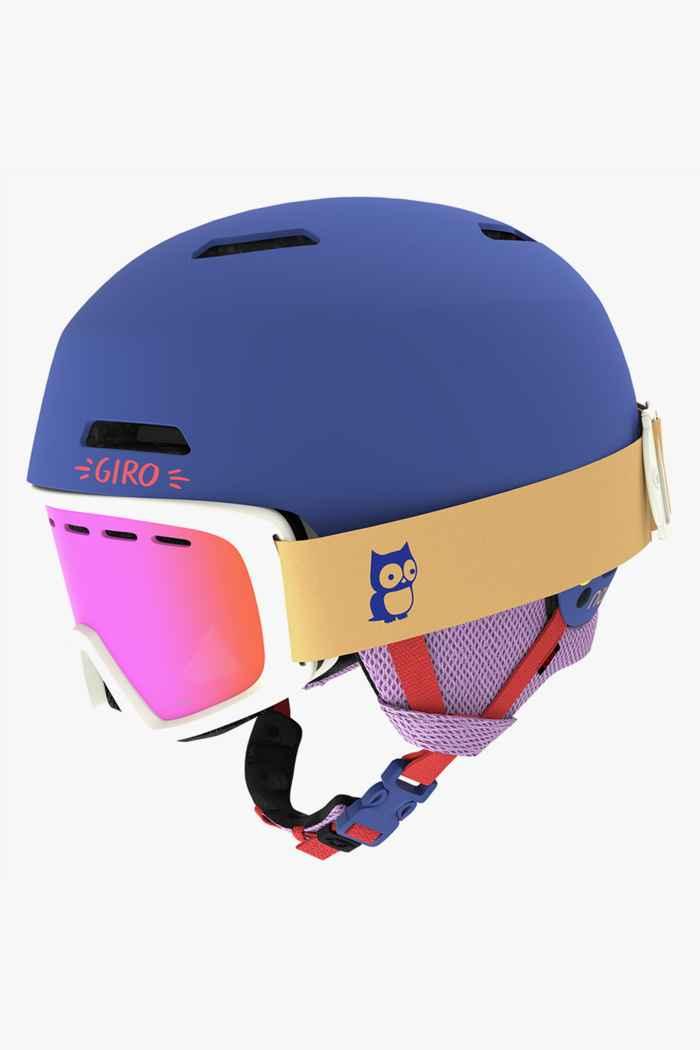 Giro Crüe FS Mips casque de ski + masque filles 1