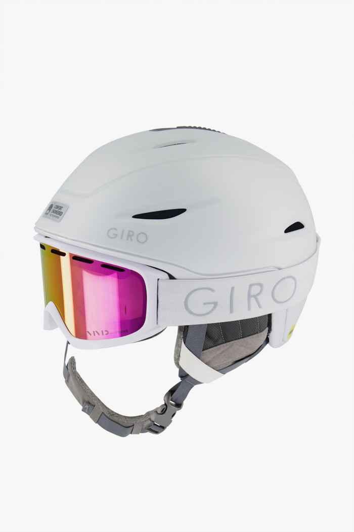 Giro Fade Skihelm + Index Vivid Skibrille 1