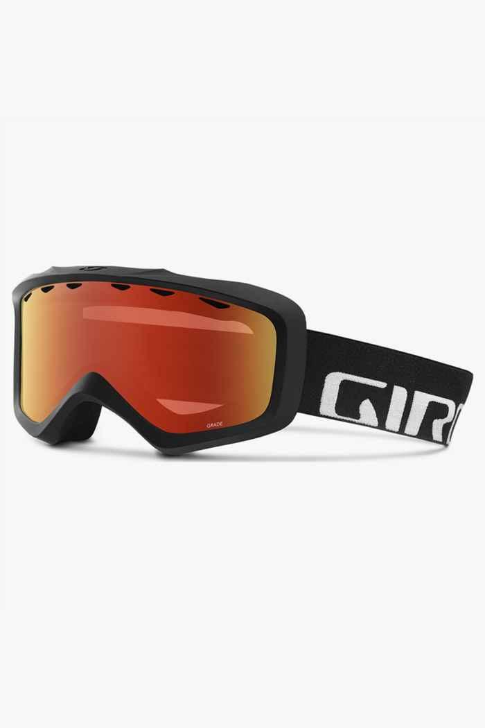 Giro Grade Flash occhiali da sci Colore Nero 1