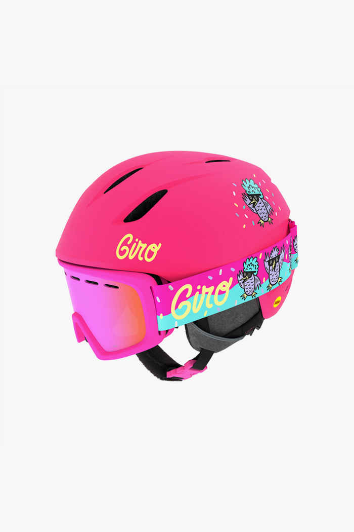 Giro Launch Combo casque de ski + masque filles 1