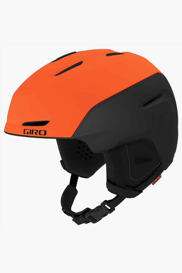 Giro Neo Mips casque de ski enfants Couleur Orange 1