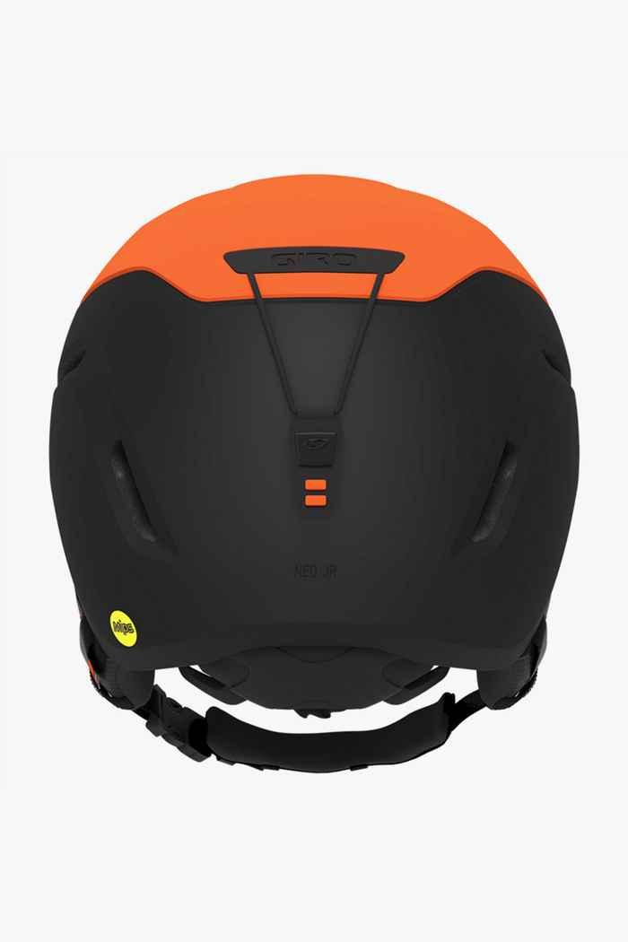 Giro Neo Mips casque de ski enfants Couleur Orange 2