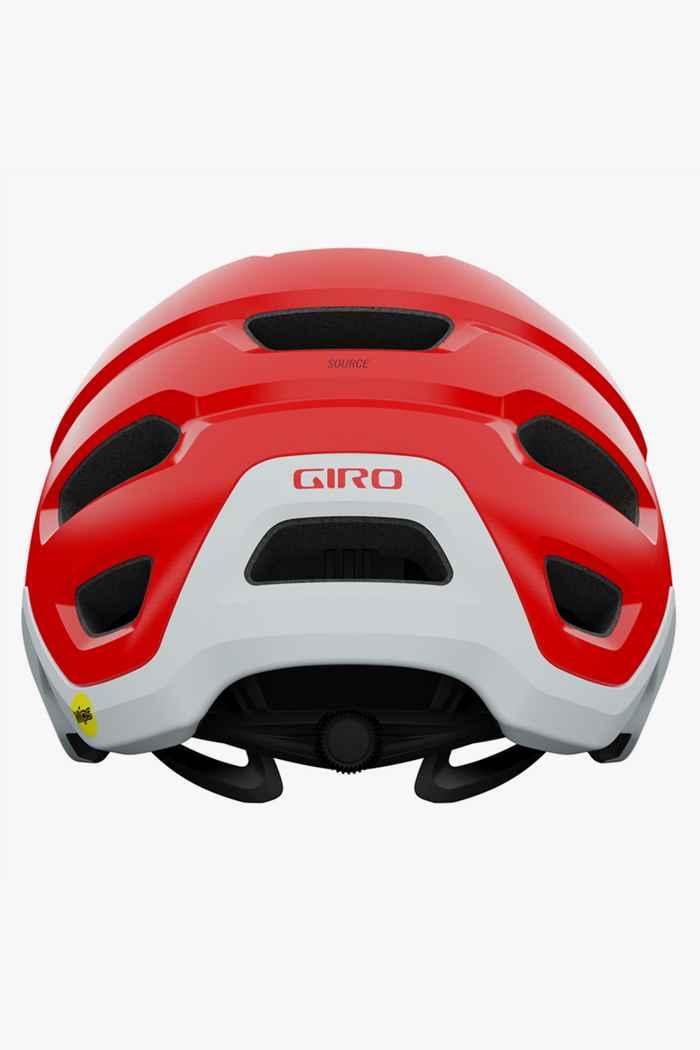 Giro Source Mips casque de vélo Couleur Rouge 2