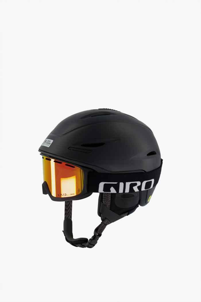 Giro Union Skihelm + Index Vivid Skibrille 1