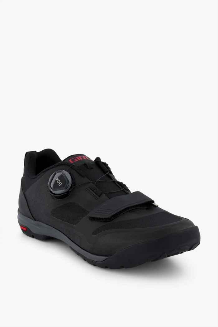Giro Ventana scarpe da ciclista uomo Colore Nero 1