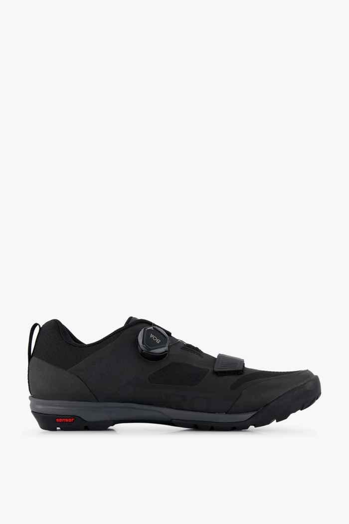 Giro Ventana scarpe da ciclista uomo Colore Nero 2