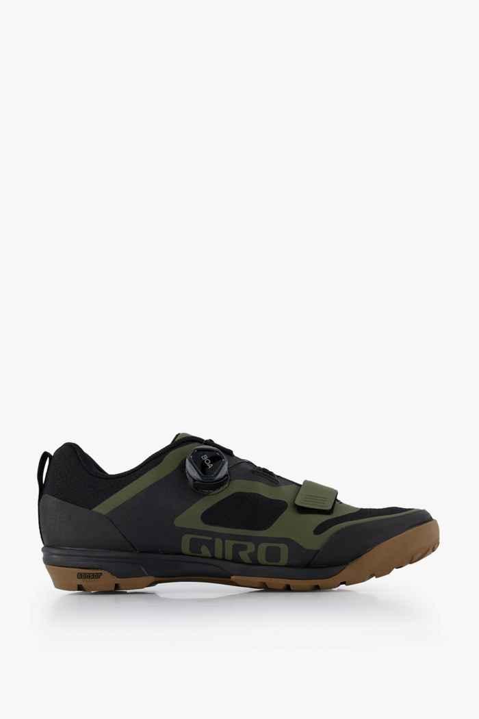 Giro Ventana scarpe da ciclista uomo Colore Verde oliva 2