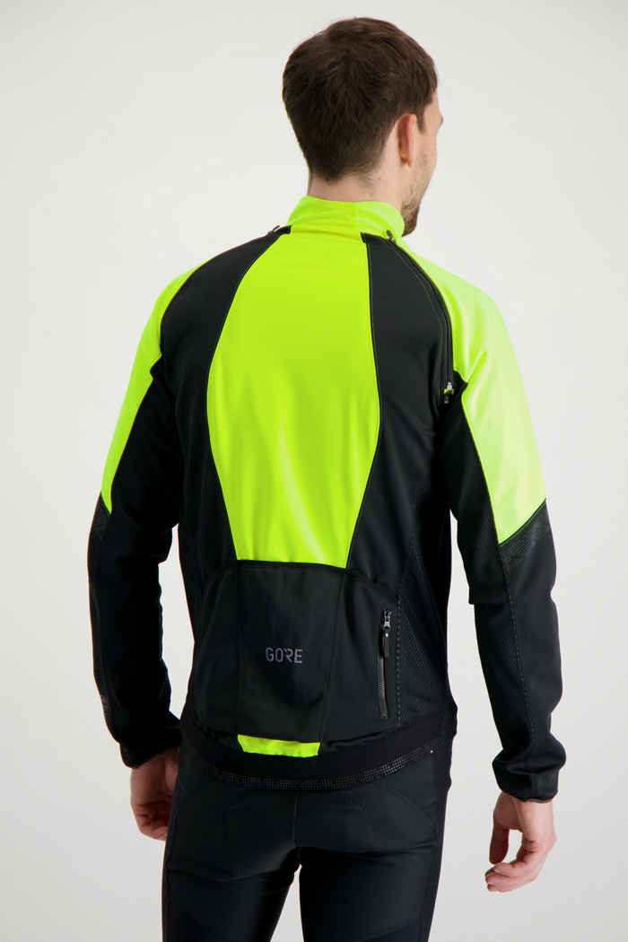 GORE® Wear Phantom Herren Bikejacke Farbe Gelb 2