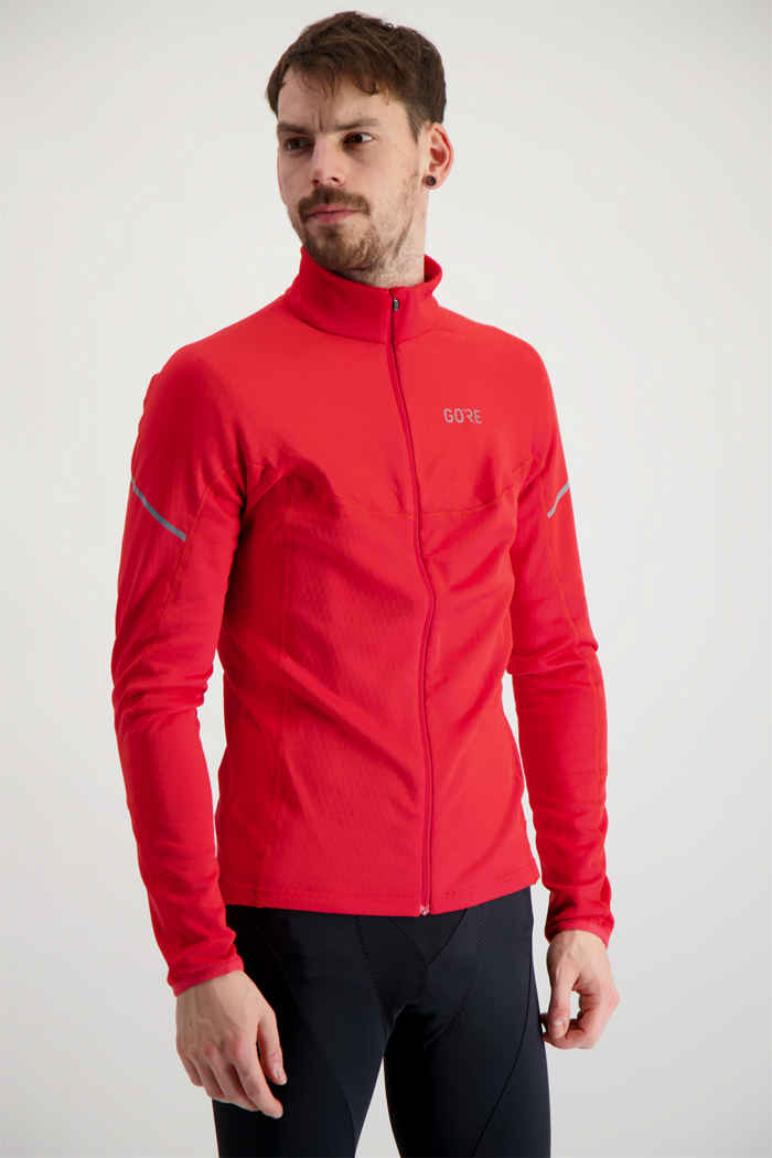 GORE® Wear Thermo Zip Herren Biketrikot 1