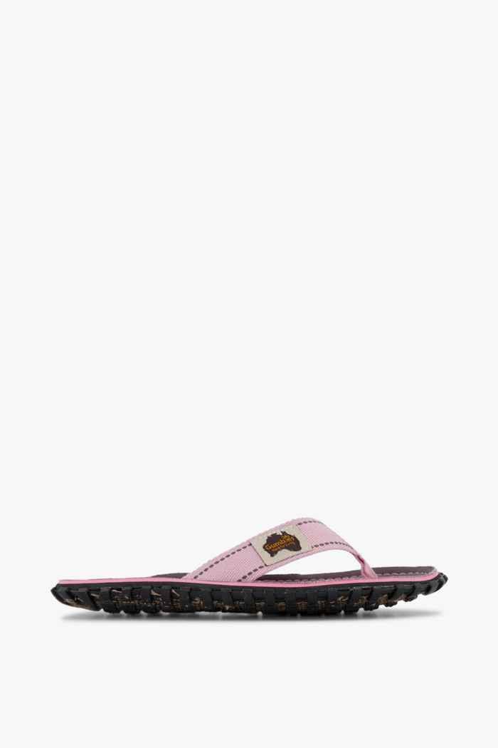 Gumbies Islander infradito donna Colore Rosa 2