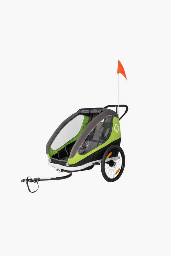 Hamax Traveller 2 rimorchio bicicletta 1