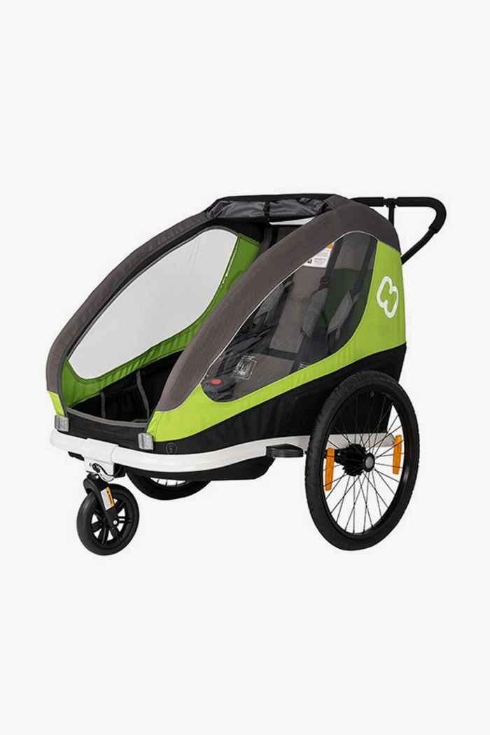 Hamax Traveller 2 rimorchio bicicletta 2