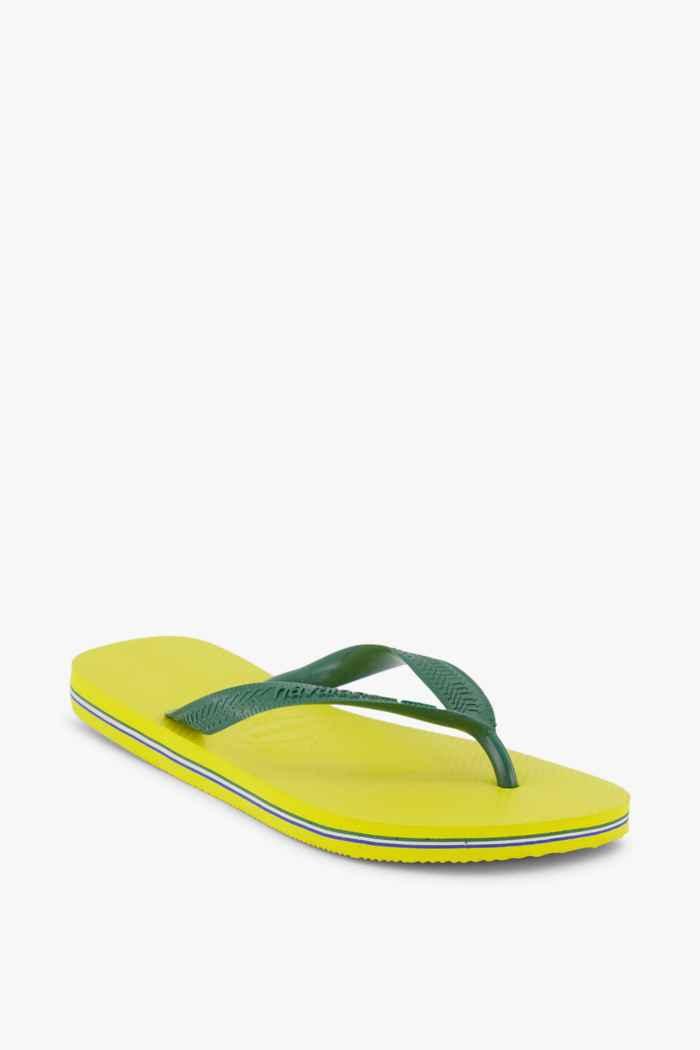 Havaianas Brasil Herren Flip Flop Farbe Gelb 1