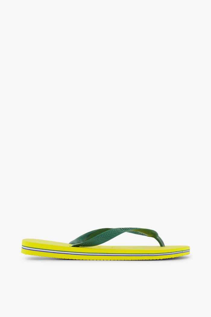 Havaianas Brasil Herren Flip Flop Farbe Gelb 2