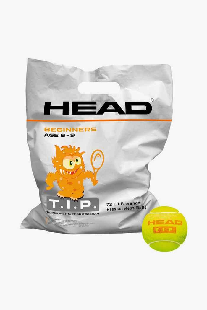 Head 72-Pack T.I.P. Orange balles de tennis enfants 1