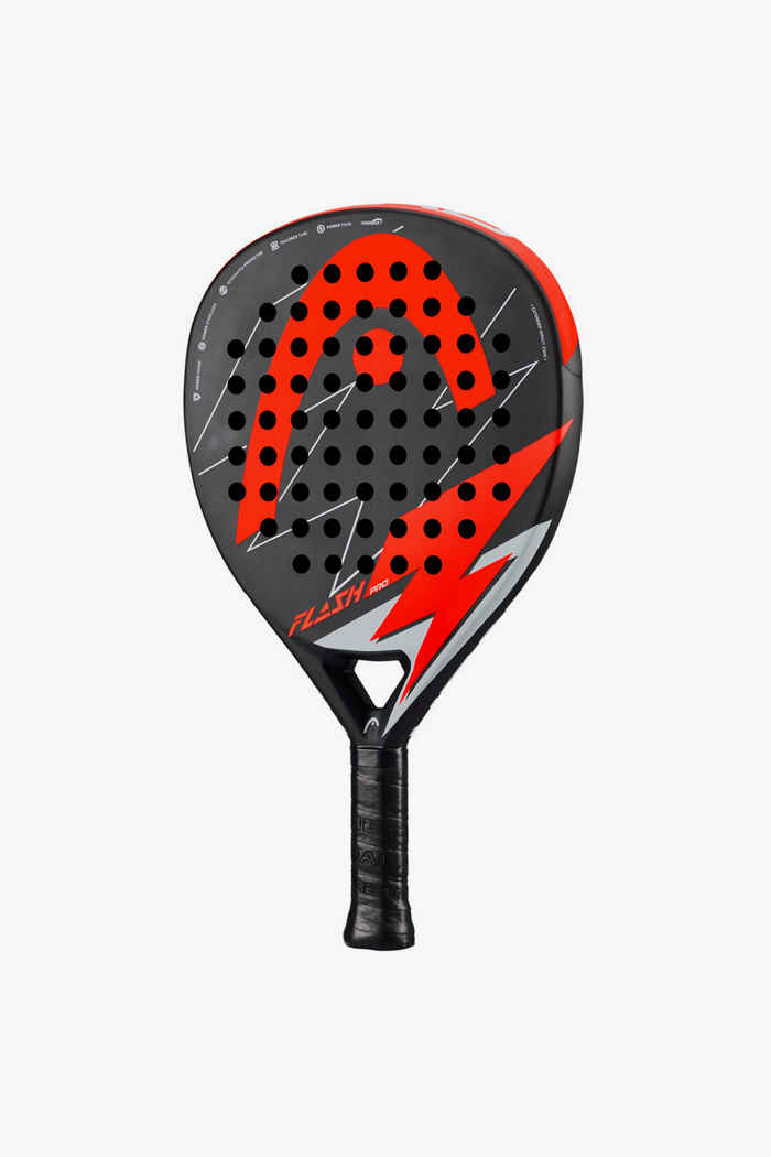 Head Flash Pro raquette de padel 2