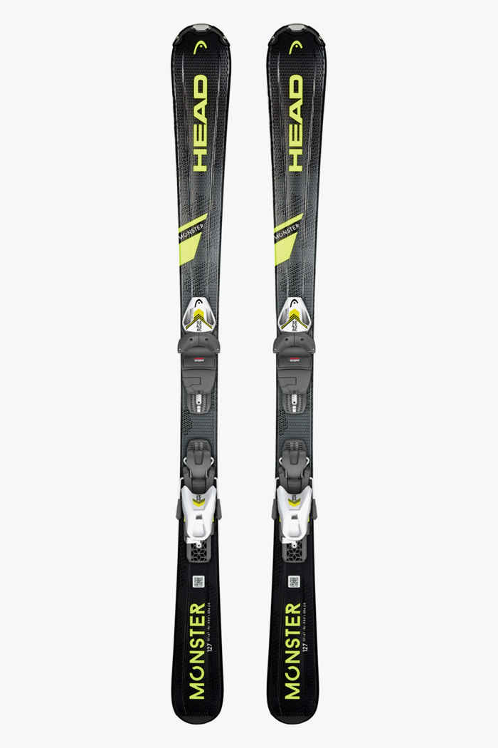 Head Monster SLR Pro ski set enfants 19/20 1