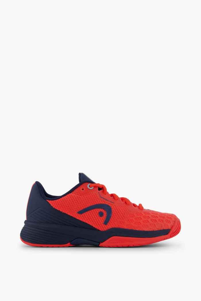 Head Revolt Pro 3.5 chaussures de tennis enfants Couleur Rouge 2