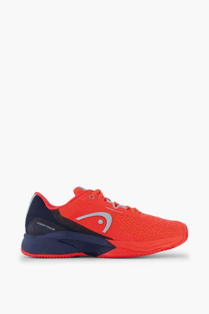 Head Revolt Pro 3.5 Clay chaussures de tennis hommes Couleur Rouge 2