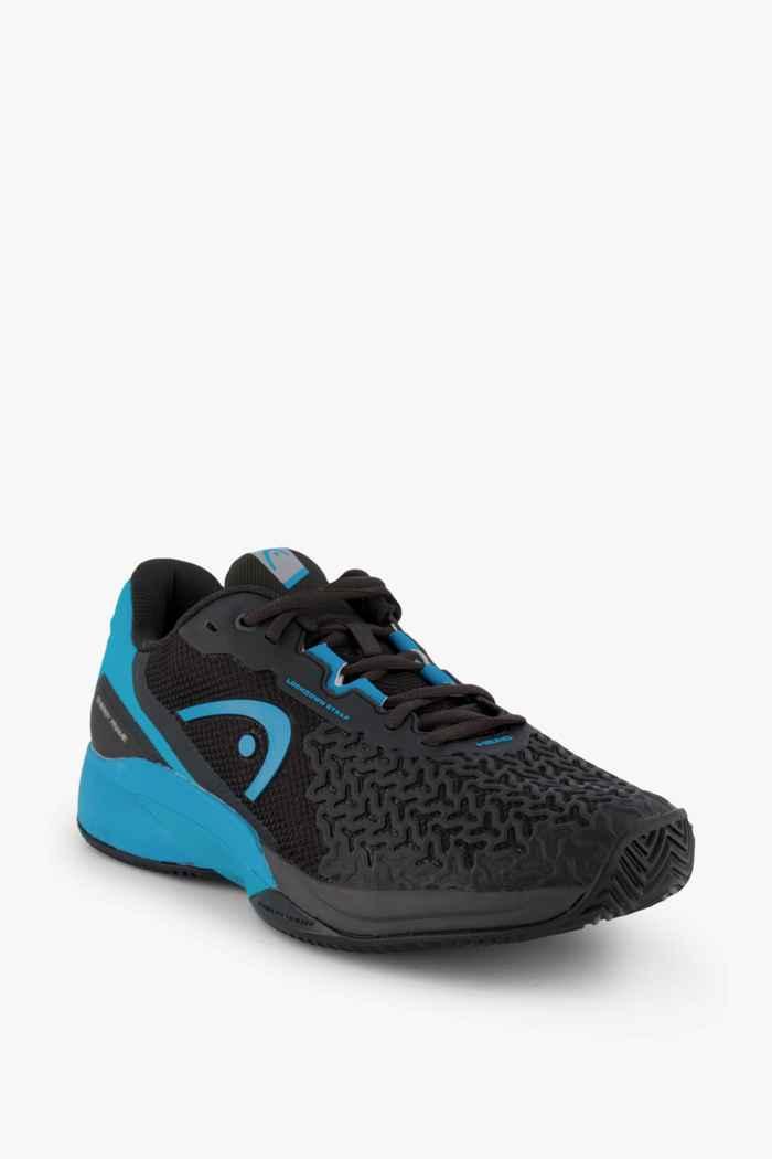 Head Revolt Pro 3.5 Clay Herren Tennisschuh Farbe Blau-schwarz 1