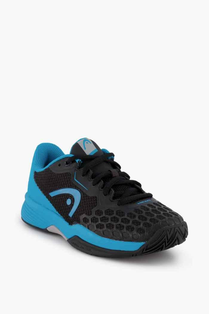Head Revolt Pro 3.5 scarpe da tennis bambini Colore Blu-nero 1