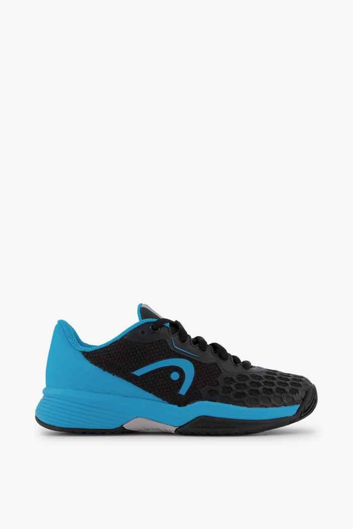 Head Revolt Pro 3.5 scarpe da tennis bambini Colore Blu-nero 2