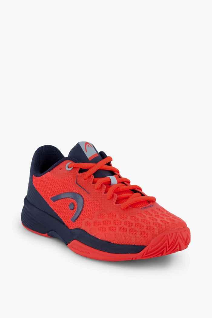 Head Revolt Pro 3.5 scarpe da tennis bambini Colore Rosso 1
