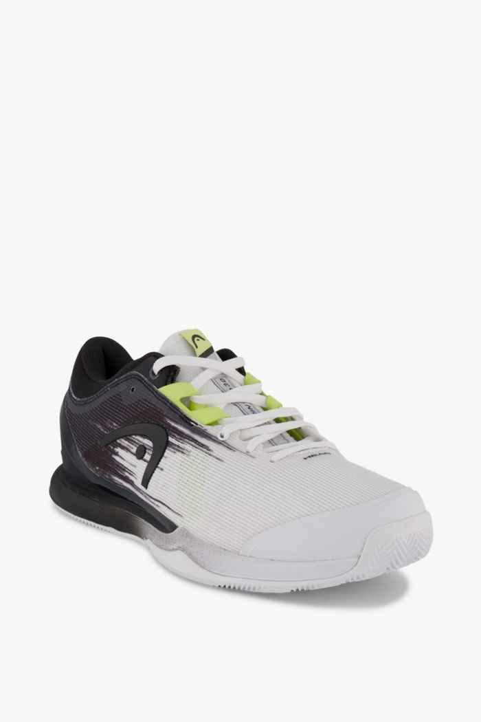 Head Sprint Pro 3.0 chaussures de tennis hommes Couleur Blanc 1